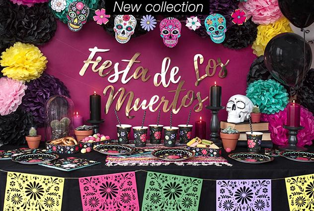 Dia de los Muertos Kolekcija
