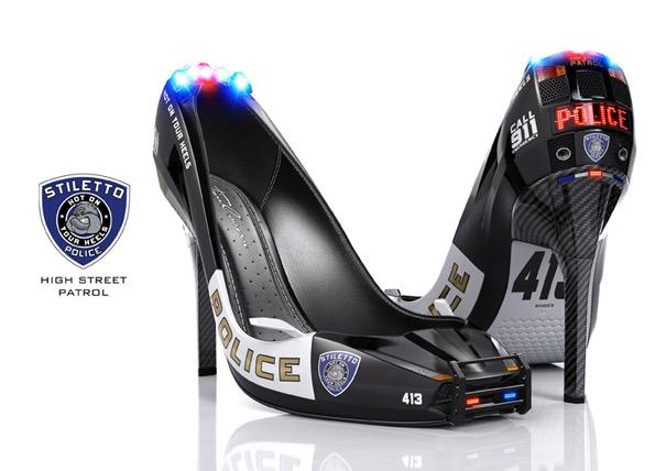 kurpes policistēm :)
