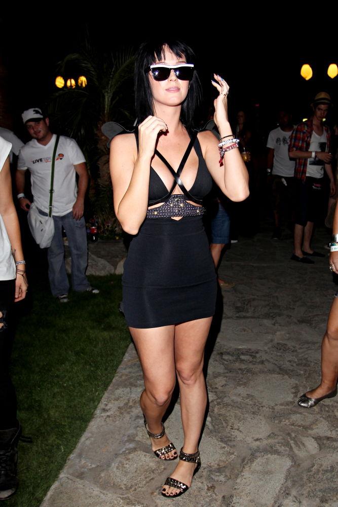 Katy Perry – mākslas festivālā