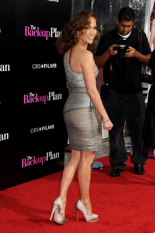 """Jennifer Lopez – """"The Back-Up Plan"""" premjera Los Andželosā"""