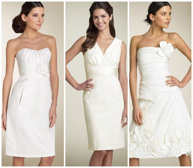 Mini Kāzu kleitas :mode 2010