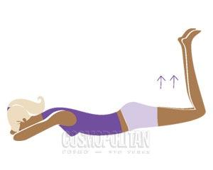 Фото 11 - Упражнения для красивой попы