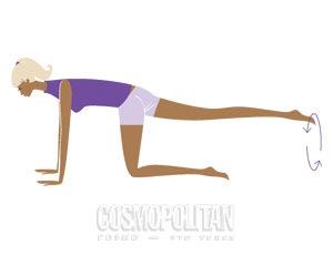 Фото 4 - Упражнения для красивой попы