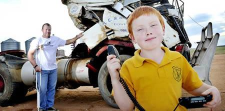 Astoņgadīgais Maikls... Autors: TukiTuki Mazie varoņi
