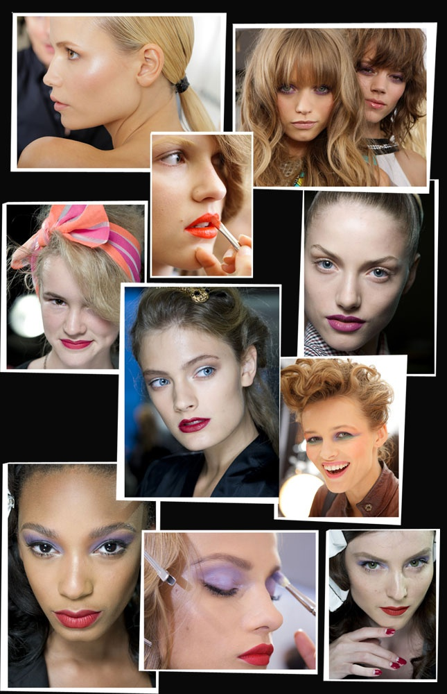 2010. gada pavasara/vasaras make–up