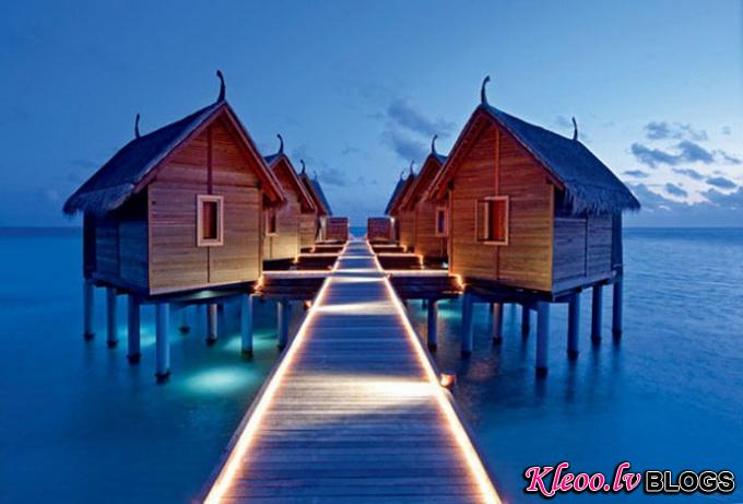 Constance Moofushi Resort на Мальдивах