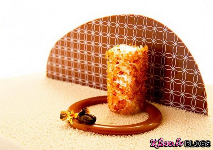 Десерты Rubén Álvarez Ibáñez