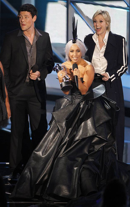 Gaga meets Glee.jpg