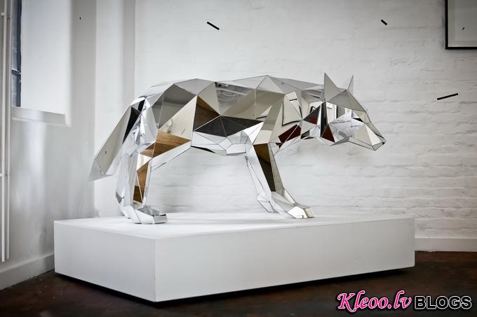 Скульптор и иллюстратор Arran Gregory