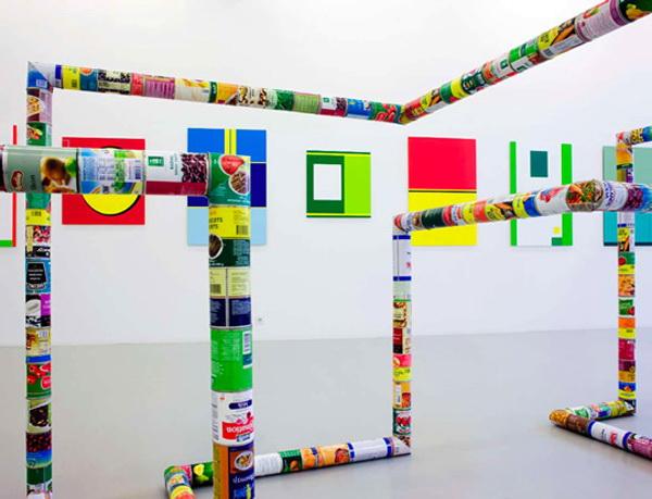 Инсталляции Jacob Dahlgren