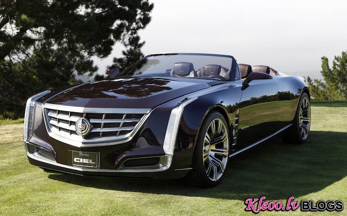 Концепт Cadillac Ciel