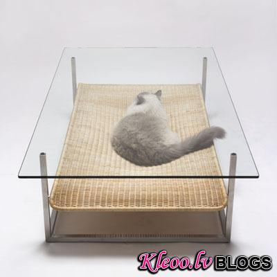 Кофейный столик для кошки
