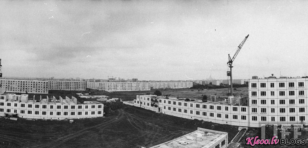 Khrushchyovka11 Как строили хрущевки