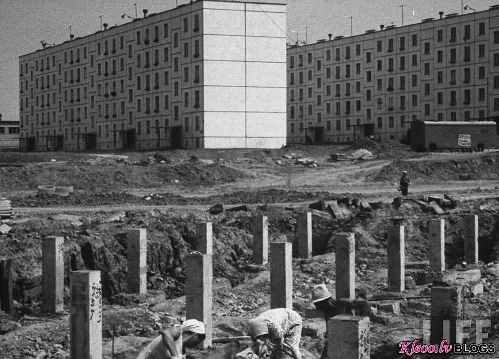 Khrushchyovka07 Как строили хрущевки