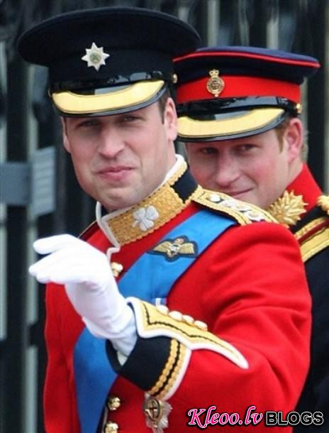 Prince William Prince Harry
