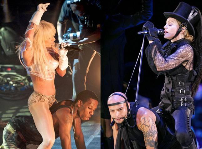 Kamēr vieni apgalvo, ka... Autors: EuReka Lady Gaga špiko idejas un tērpus