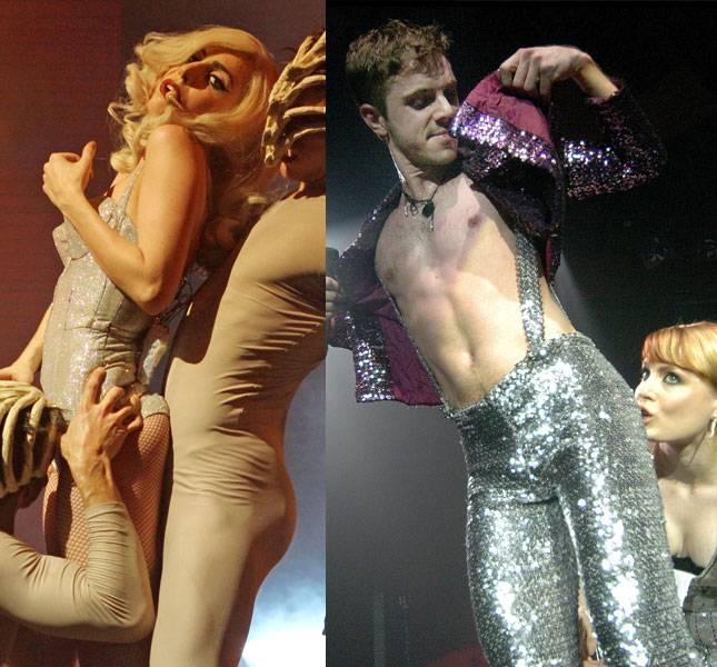Lady Gaga intervijās... Autors: EuReka Lady Gaga špiko idejas un tērpus