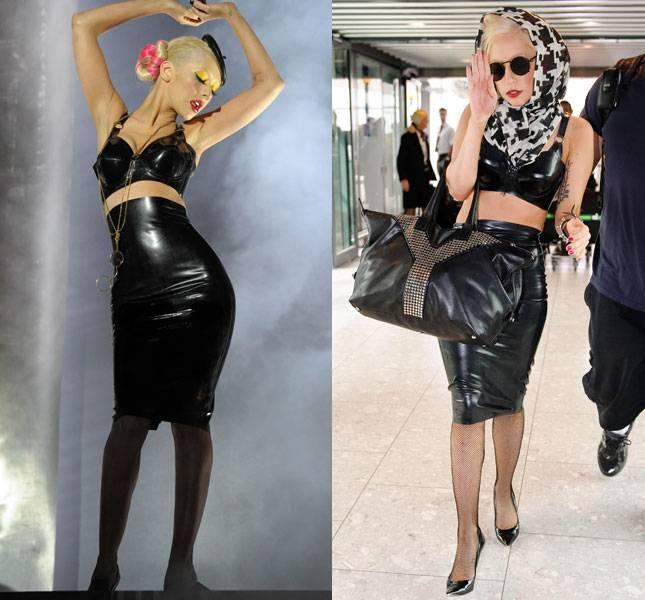 Bet šoreiz ideju... Autors: EuReka Lady Gaga špiko idejas un tērpus