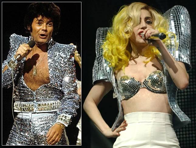 Garijs Gliters šādā... Autors: EuReka Lady Gaga špiko idejas un tērpus