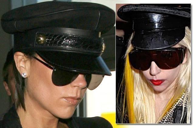 Policistes cepurīti pirmā... Autors: EuReka Lady Gaga špiko idejas un tērpus