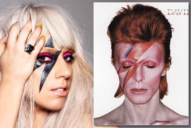 Teatrālais grims ar... Autors: EuReka Lady Gaga špiko idejas un tērpus
