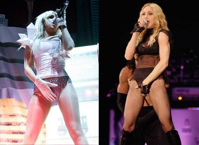 """Confessions on a Dance... Autors: EuReka Lady Gaga špiko idejas un tērpus"