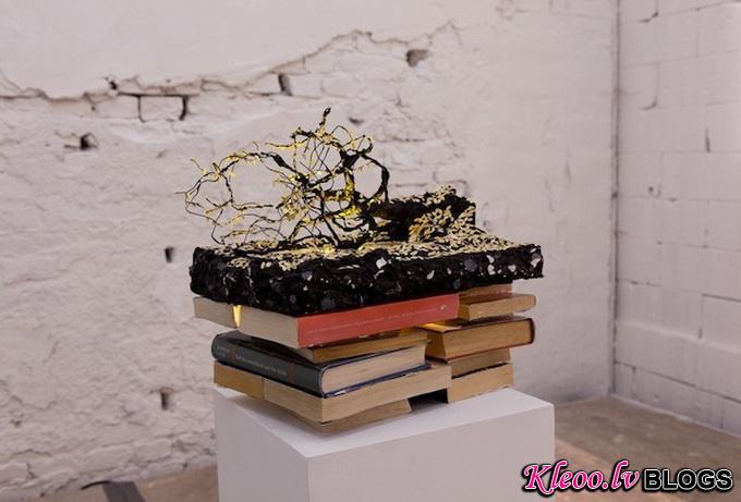 Инсталляции Johannes Heldén