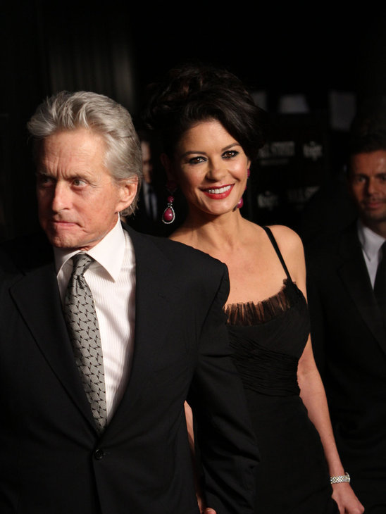 Michael Douglas Star of Wall Street 2 Premiere!