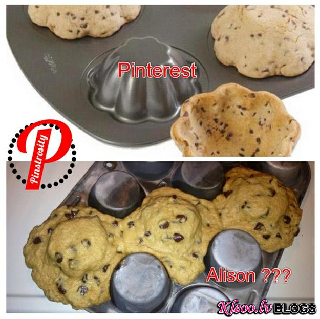 12. The only thing these cookies are holding is failure