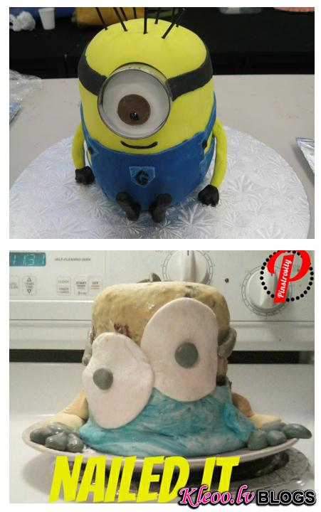 13. A child's cake that will haunt your dreams