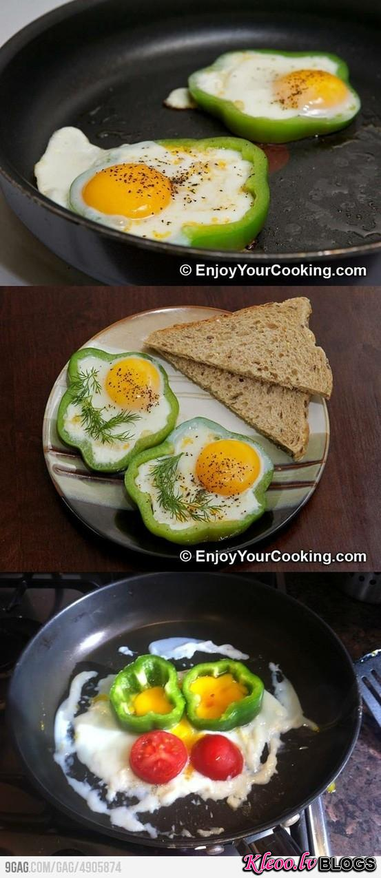 5. A breakfast that is just too perfect to pull off