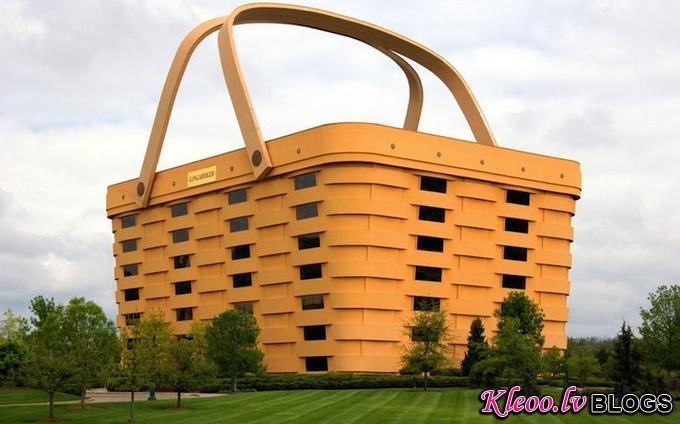 Офис  в виде корзинки для пикника