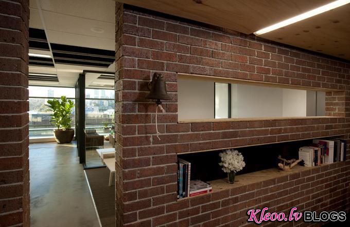 Офис рекламного агентства Leo Burnett в Сиднее