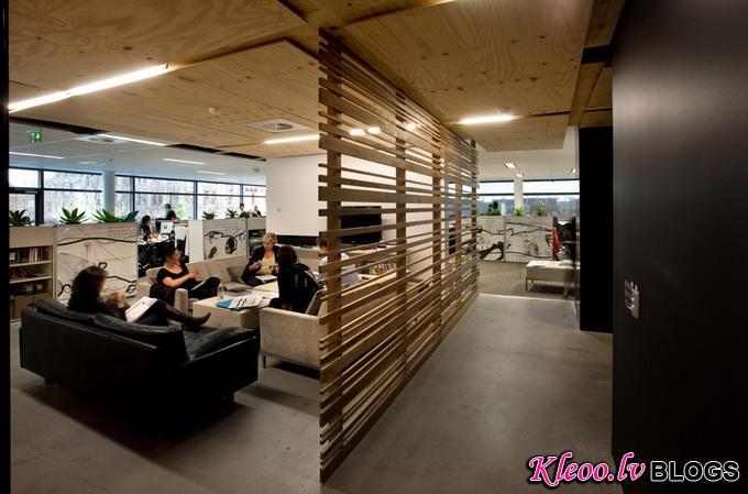 Офис Leo Burnett в Сиднее (Интернет-журнал ETODAY)