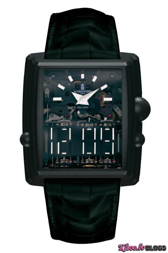 U-Boat Classico Titanium IPB Chronograph
