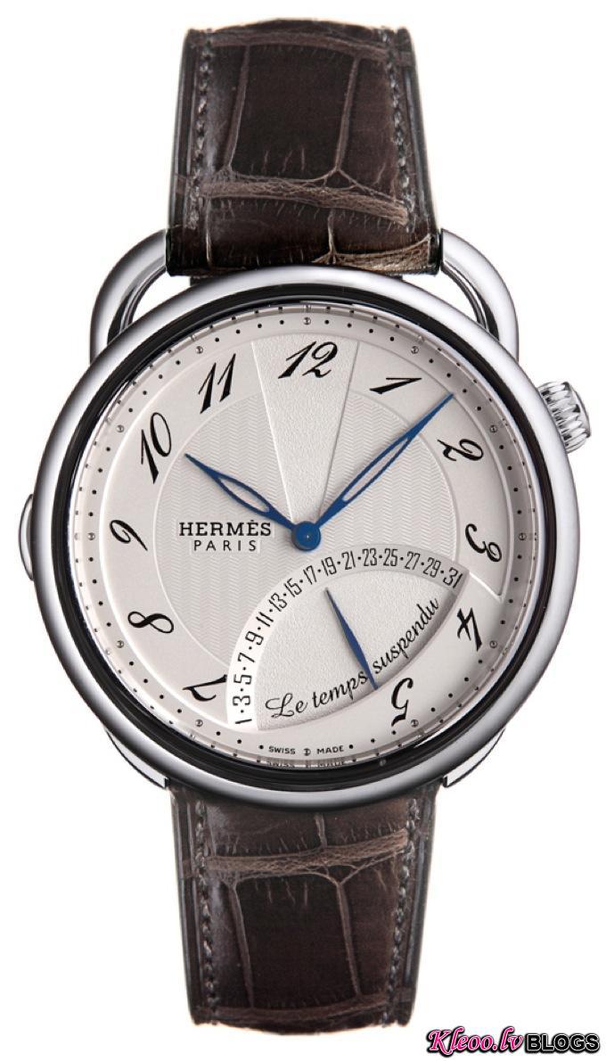 Hermès Arceau Time Suspended