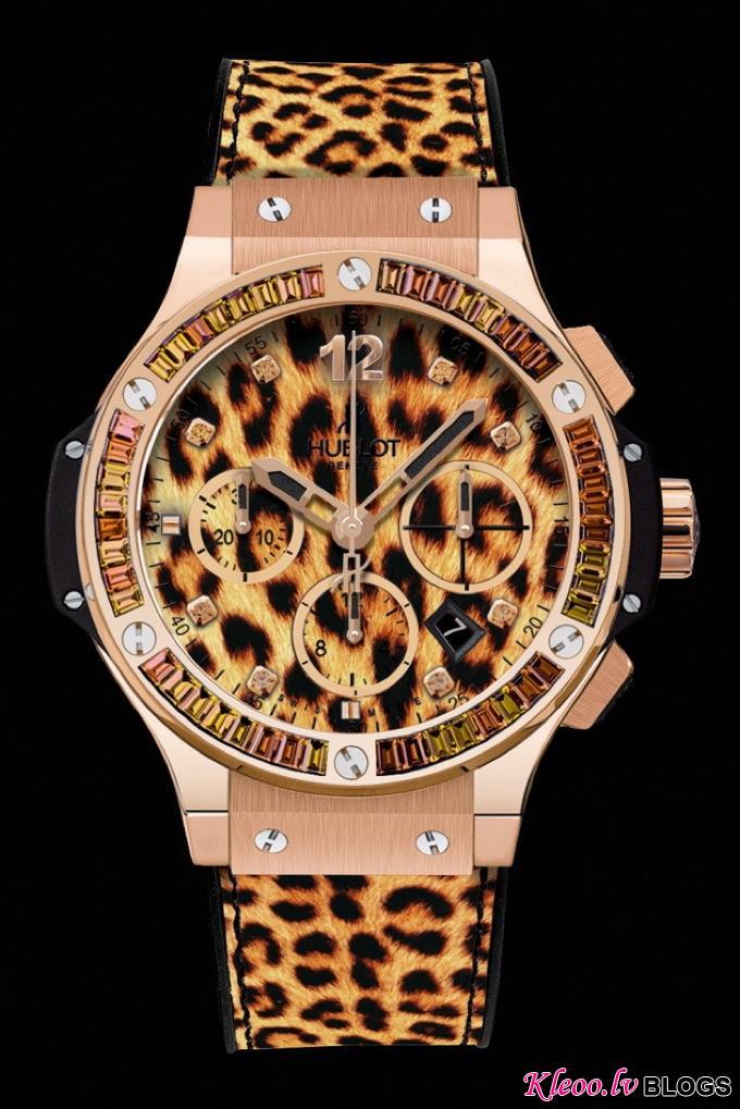 Hublot Big Bang Leopard