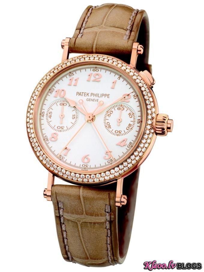 Patek Philippe Ladies First Split Seconds Chronograph Réf. 7059
