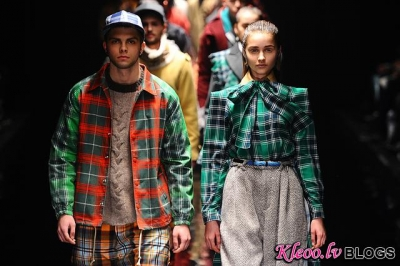 Kolekcija  Fall / Winter 2012 no Facetasm .