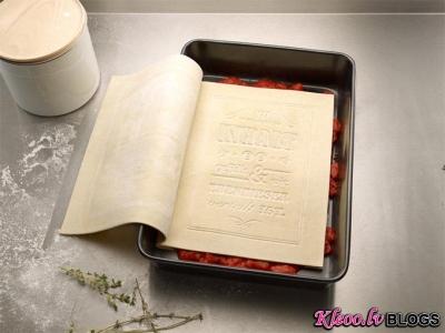 The Real Cookbook - ēdama pavārgrāmata.