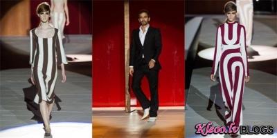 New York fashion week: Marc Jacobs pavasaris - vasara 2013.