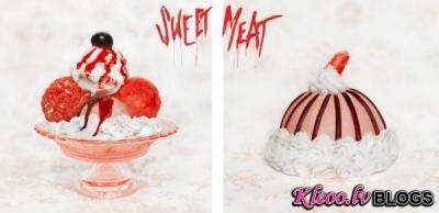 Deserti no gaļas.
