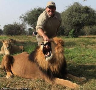 Lauvu masieris