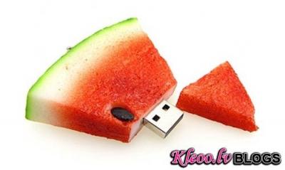 Sulīgie USB flash informācijas pārnēsāšanai