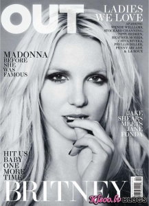 Britney Spears – Out Magazine (April 2011)