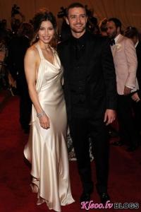 Джастин Тимберлейк и Джессика Бил обручились?