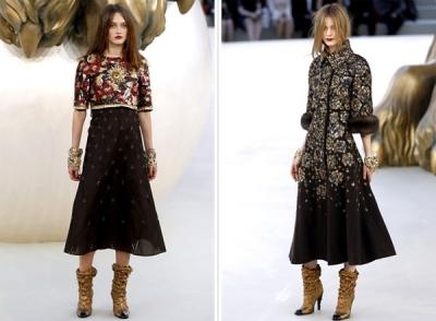 Chanel Augstās modes nedēļā Parīzē