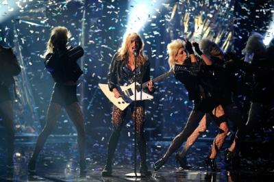 American Music Awards: шоу и победители