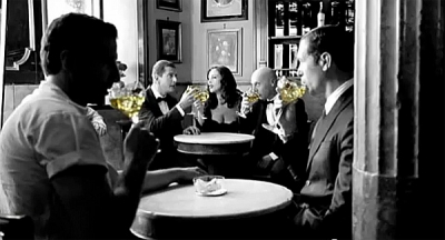 Monica Bellucci priekš Martini Gold by Dolce & Gabbana