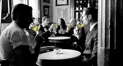 Monica Bellucci priekš Martini Gold by Dolce & Gabbana